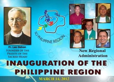 SCJ Inauguration of the Philippine Region small
