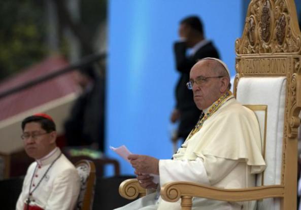 Pope Francis Manila 2