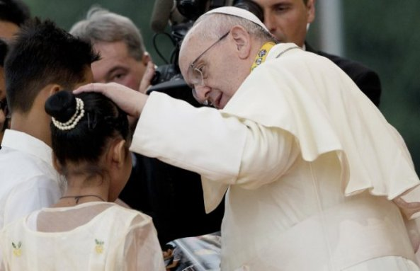 Pope Francis Palomar