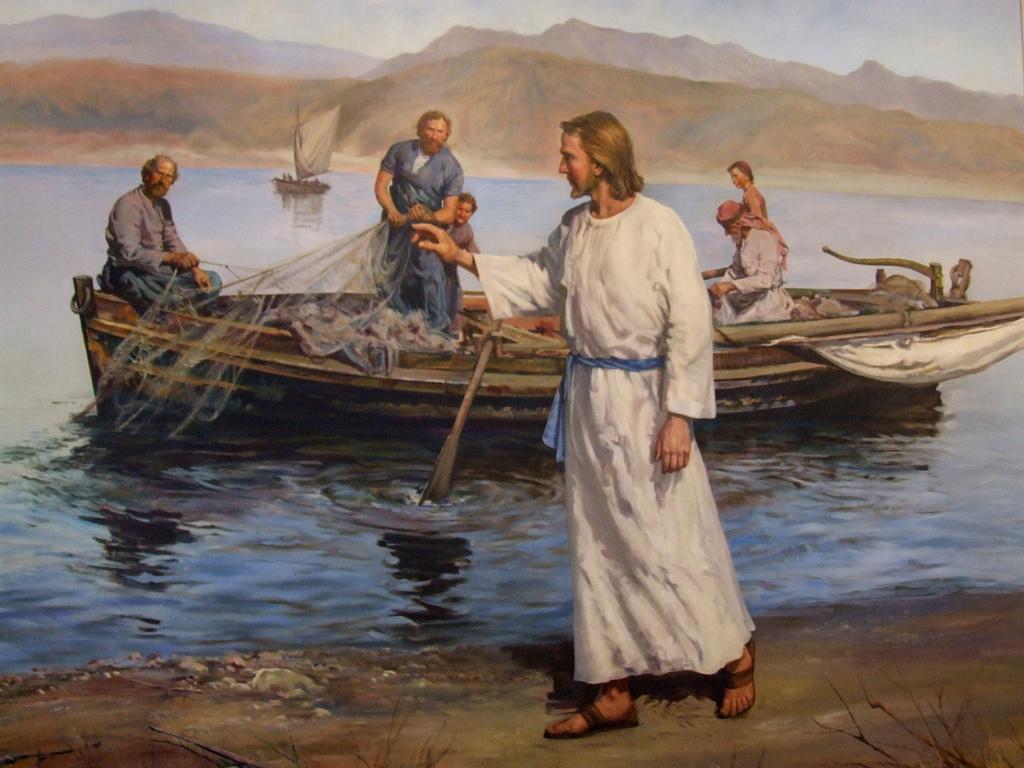 Nguyện ca: CN 03 Phục Sinh C – Vì Chúa sống lại (Ga 21,1-19)