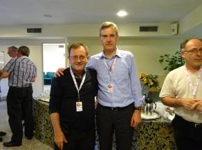 Fr. Francis and Fr. Heiner