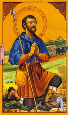 St. Isidore - Farmer and Lover of the Poor