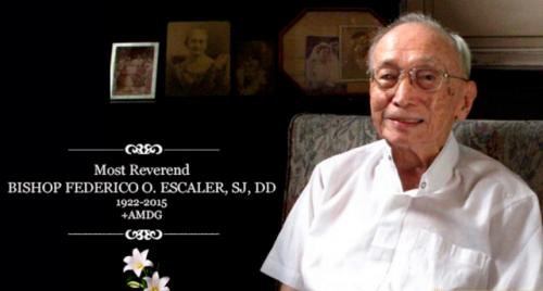 Bp. Federico Escaler