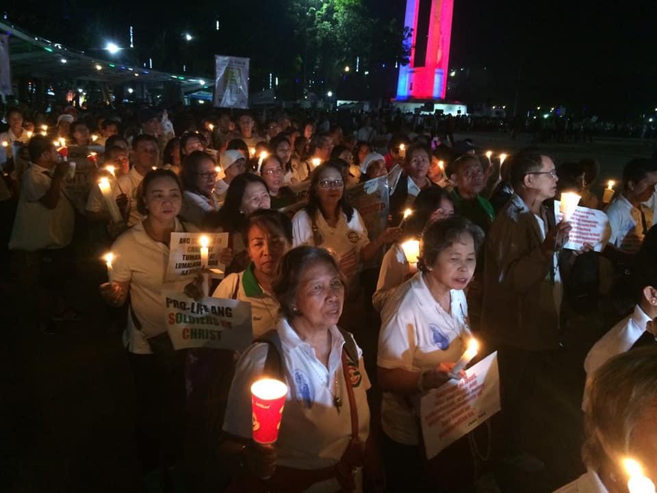 Dehonians Join Walk For Life 2019 Scj Philippines Region